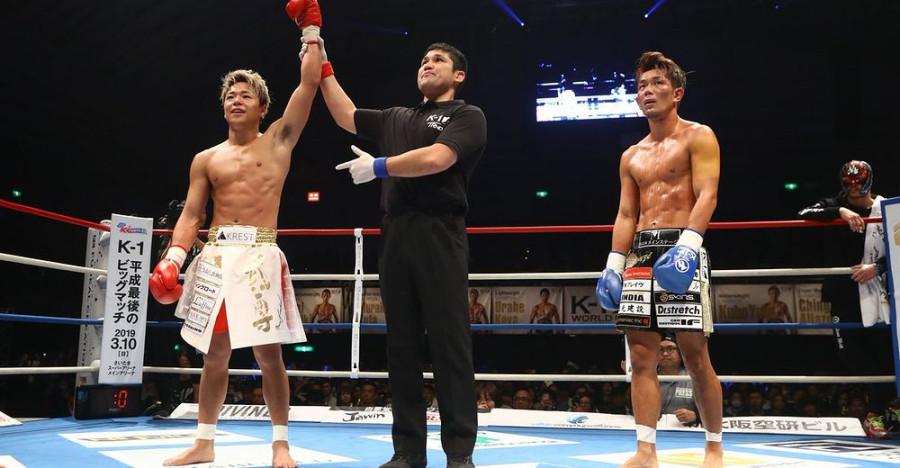 K-1 JAPAN GROUP」審判員・インスペクター・公式記録員 募集要項 | K-1 ...